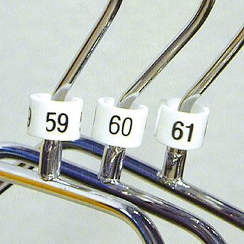 Mini Zahlenreiter blau