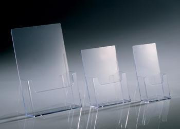 Acryl - Prospektständer A4