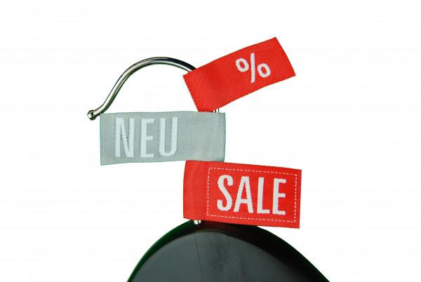 Neu, % & Sale Stofffähnchen