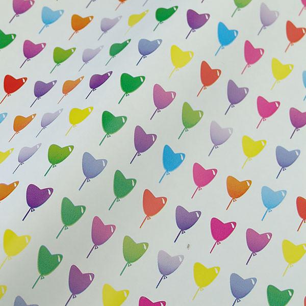 Geschenkpapier Luftballon