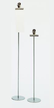Preisschildhalter 120 cm