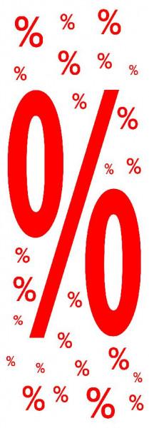% Langbahn Plakat