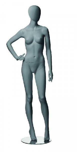 Mannequin Abstract Dame 1
