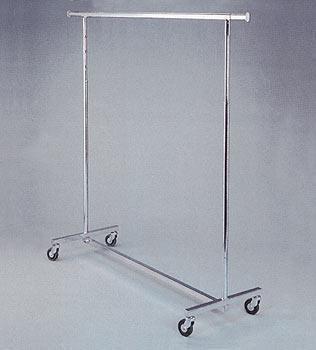 Rollständer zusammenklappbar, höhenverstellbar 140 - 220 cm