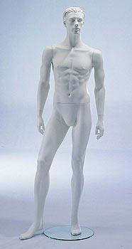 Mannequin Nick - weiss