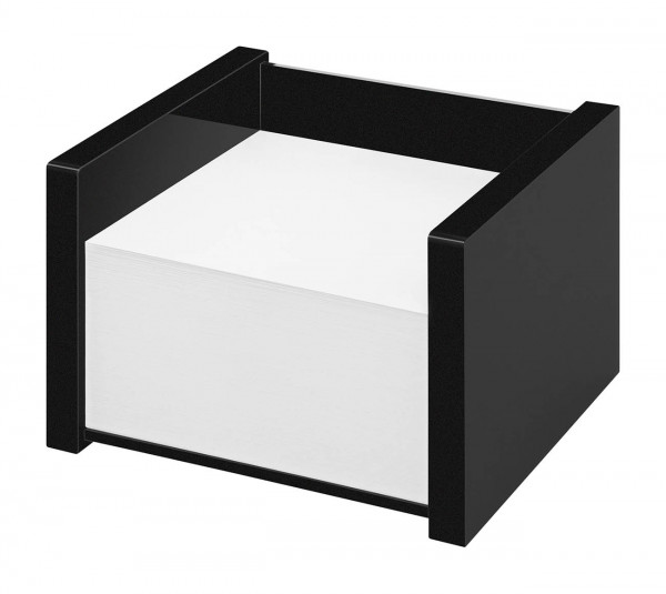 Zettelbox Black Office