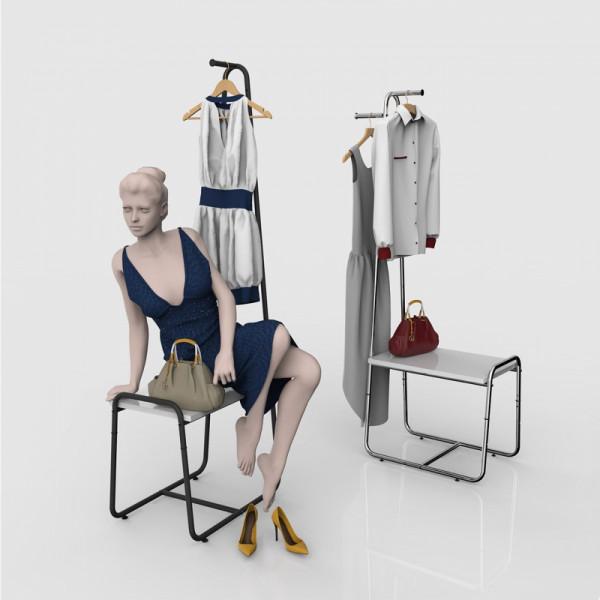 Dekorationskleiderständer