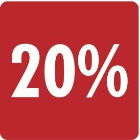 Hänger 20 % PVC