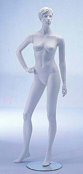 Mannequin Irene - weiss