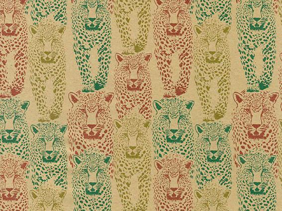 Geschenkpapier Cheetah
