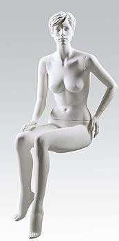 Mannequin Irene - weiß