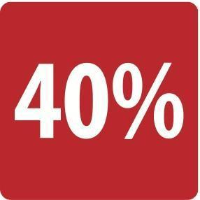 Hänger 40 % PVC